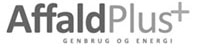 AffaldPlus case logo - AffaldPlus